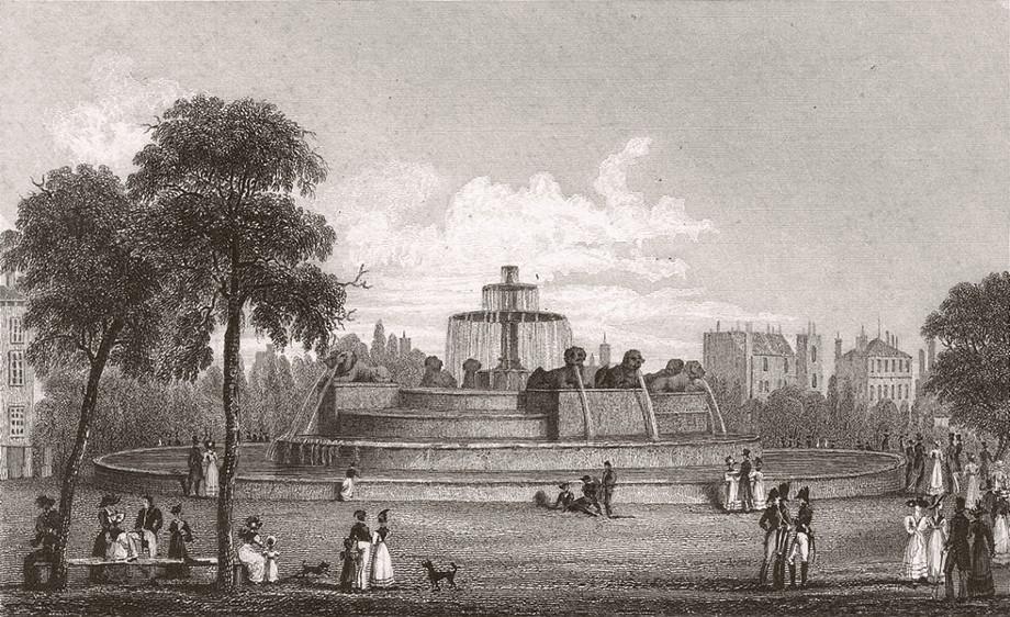 Chateau d'Eau 1828