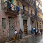 Old Havana after the Rain