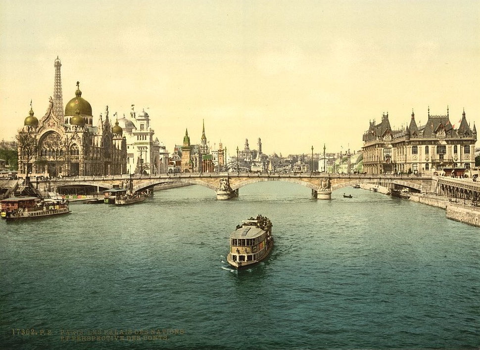 Exposition universelle internationale de 1900, Paris