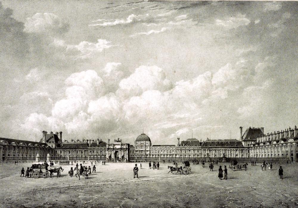 Tuileries 1830s